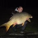 Péntek 13,idei első hal és 21,20 kg :)