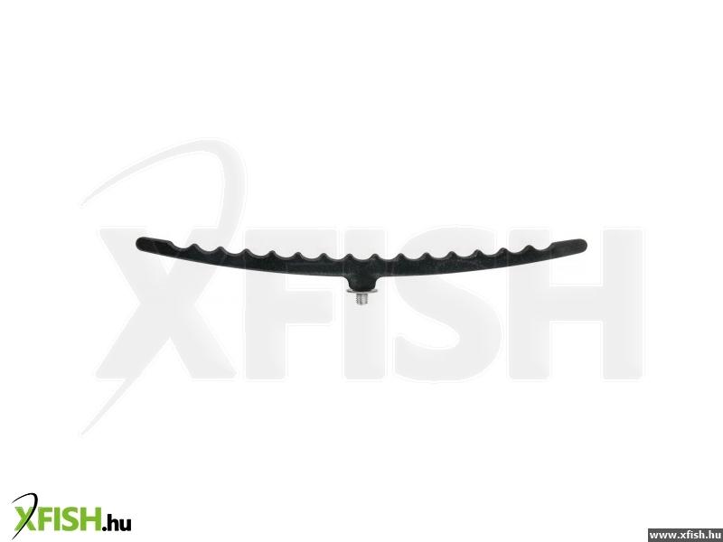 Aluflokk AF-9 fekete feeder bottartó fej