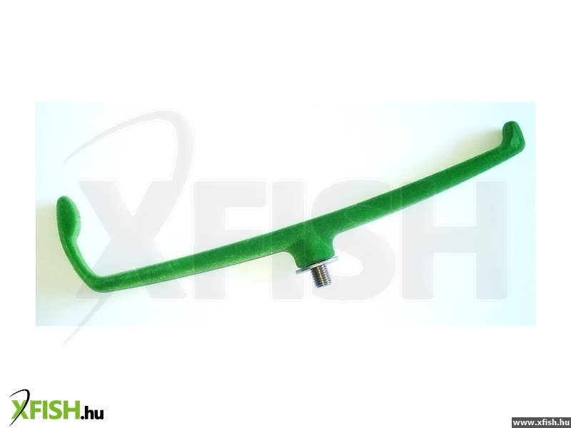 Aluflokk AF-12 zöld feeder bottartó fej