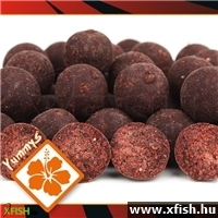 Imperial Baits Carptrack Elite STRAWBERRY Bojli 8 kg / 20 mm + ajándék iBoxban (12L)