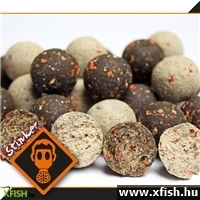IB Carptrack CRAWFISH black & white bojli - 5 kg / 16 mm