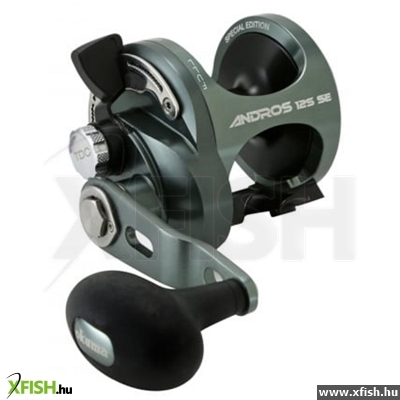 Okuma Andros A-12s- Single Speed 6+1bb - multiplikátoros orsó