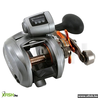 Okuma Coldwater LP CW-354D (Right Hand) 3+1bb - multiplikátoros orsó