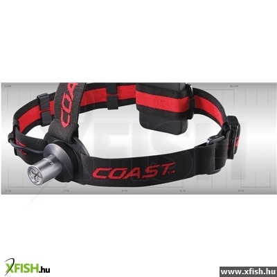 Coast HL5 Multi Led Fejlámpa