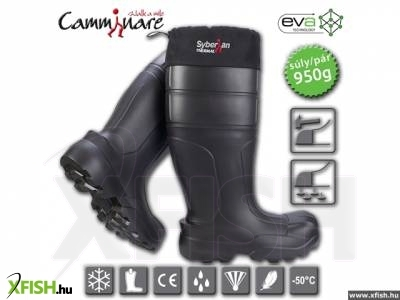 Camminare Syberian Thermal Boots - thermo csizma -50oC méret: 46