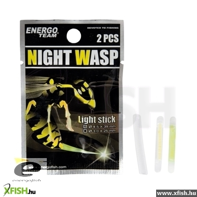 Világítópatron Night Wasp 2Db/Cs (3Mm*25Mm)