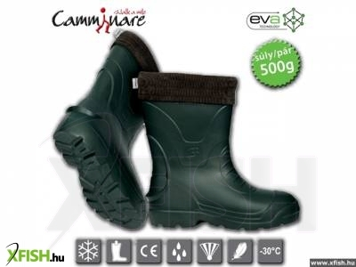 Camminare Voyager Boots - thermo csizma -30oC méret: 41