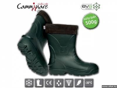Camminare Voyager Boots - thermocsizma -30oC méret: 46