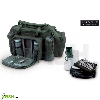 FOX Royale Cooler Food Bag System - étel hűtőtáska