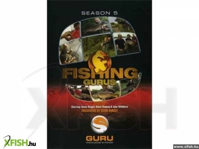 Fishing Gurus Season 5 DVD