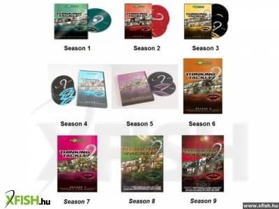 Korda Thinking Tackle DVD Series 4
