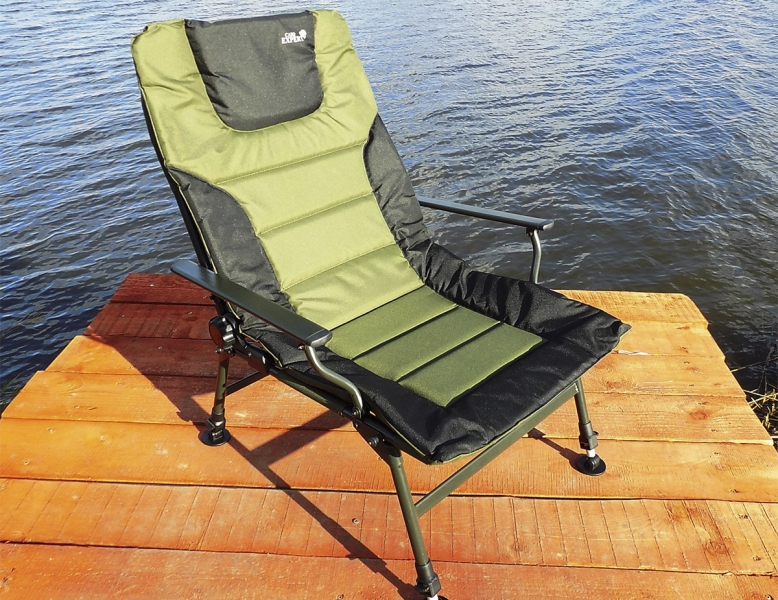 carp expert horgász szék