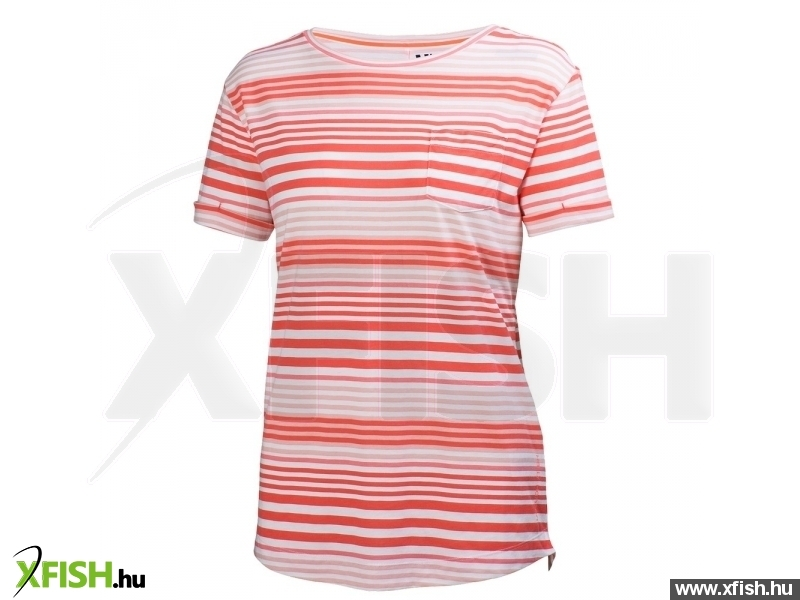 Helly Hansen W Naiad T - Shirt XS 239 - Sorbet Női - Felsők - t - shirt, top