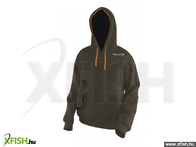 Prologic Road Sign Hooded Sweat Sage Green Xxl Kapucnis Pulóver