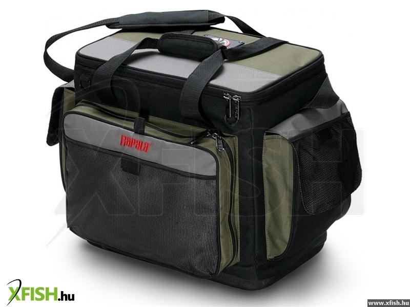 00ba3dd73da2 Rapala Táska Limited Series Tackle Bag Magnum Pergető Táska (Zöld) 46015-1