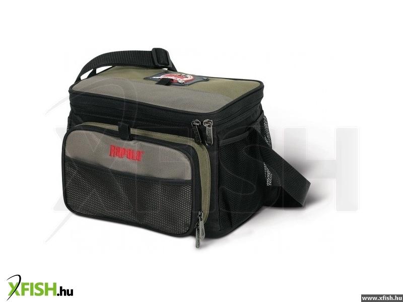 1435a7d49eb5 Rapala Limited Series Lite Tackle Bag Pergető Táska (Zöld) 46017-1