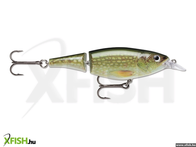 Pike Rapala Wobbler X-Rap Jointed Shad 13cm XJS13 PK