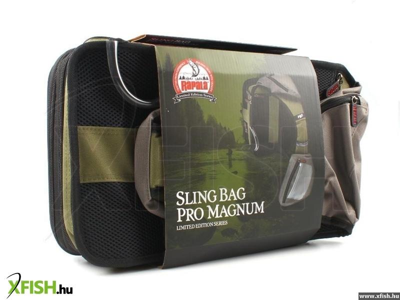 Rapala Ltd Edition Sling Bag Pro Magnum Pergető Táska  e96d53cced