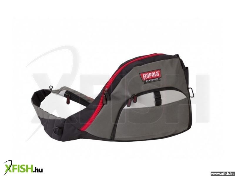 Rapala Táska Sportsman S 9 Soft Sling Bag Öv Táska 8ea8a60551