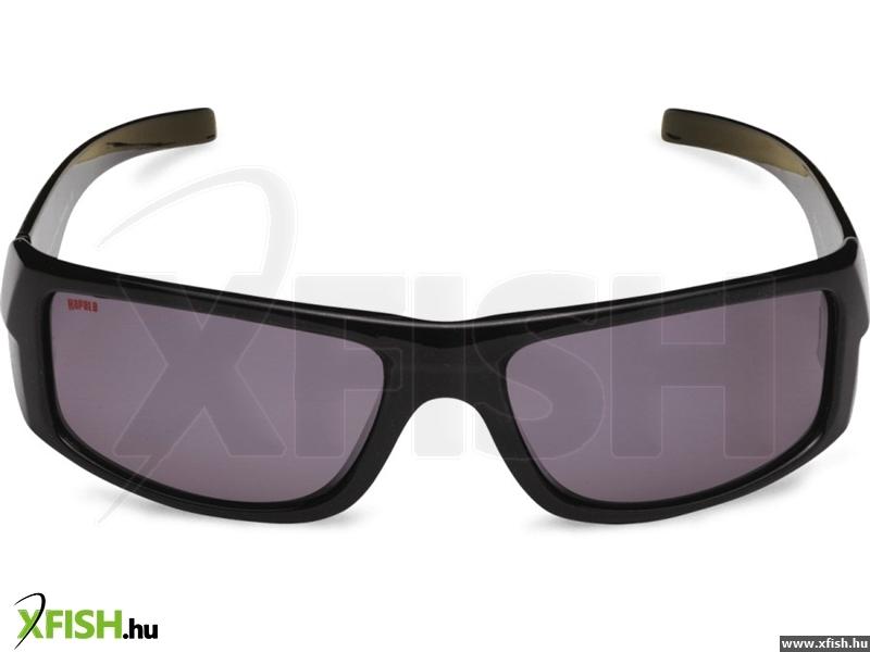Rapala Napszemüveg Keret  Shiny Metallic Black Lencse  Grey Rvg-006C a6a828725c