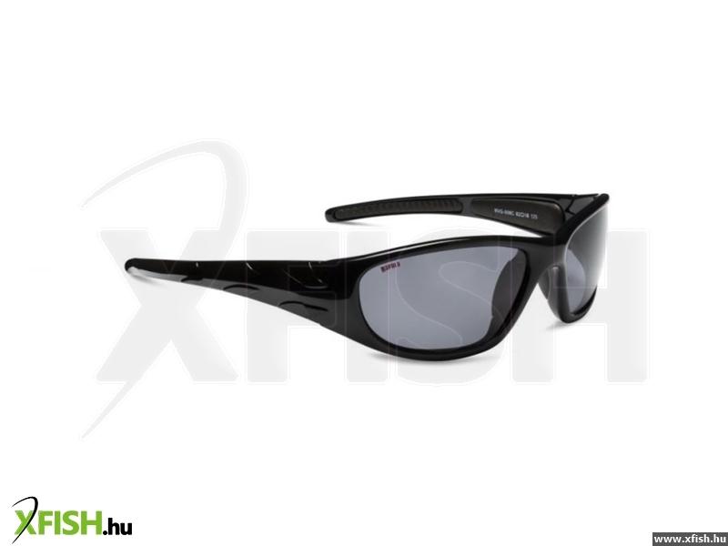 Rapala Napszemüveg Keret  Shiny Black Lencse  Grey Rvg-008C ded82275e9