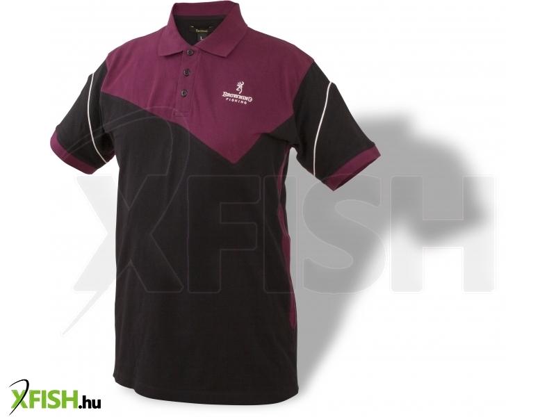 8a888e07bd Browning Polo Shirt galléros póló M | Horgász Ruházat | Póló
