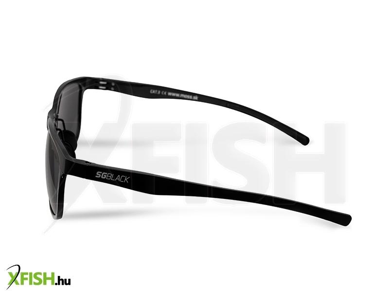 Polarizált napszemüveg Delphin SG BLACK fekete lencsével  05dc87e732