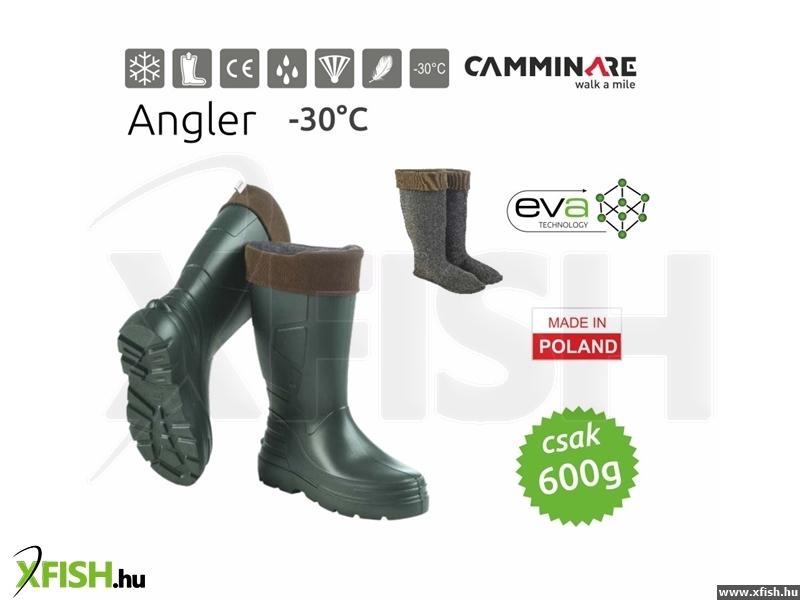 Vásárlás: Camminare Angler EVA habosított műanyag csizma