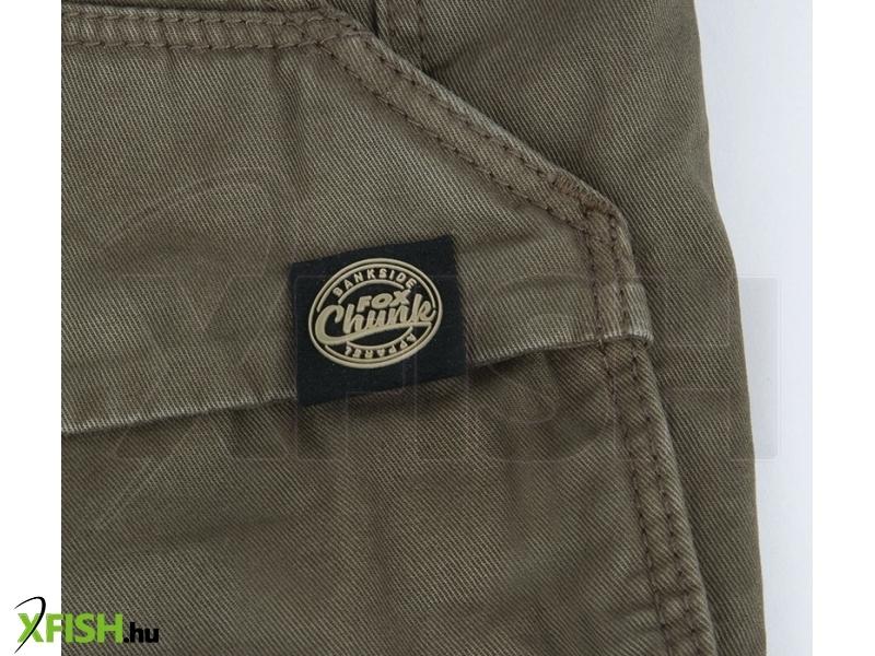 10dd4920c8 Fox Chunk Khaki Combat Nadrág S   Horgász Ruházat   Nadrág