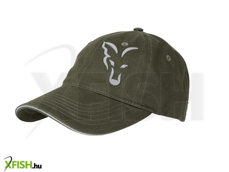 9d0b540121 Fox Green/Silver Trucker Baseball sapka   Horgász Ruházat