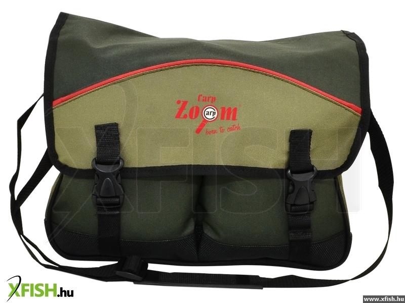 Carp Zoom Messenger Pergető Válltáska 36X26X15 Cm  5def24301c
