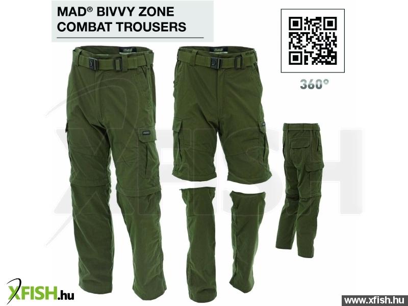 6df732b759 Dam Mad Bivvy Zone Combat Nadrág M   Horgász Ruházat