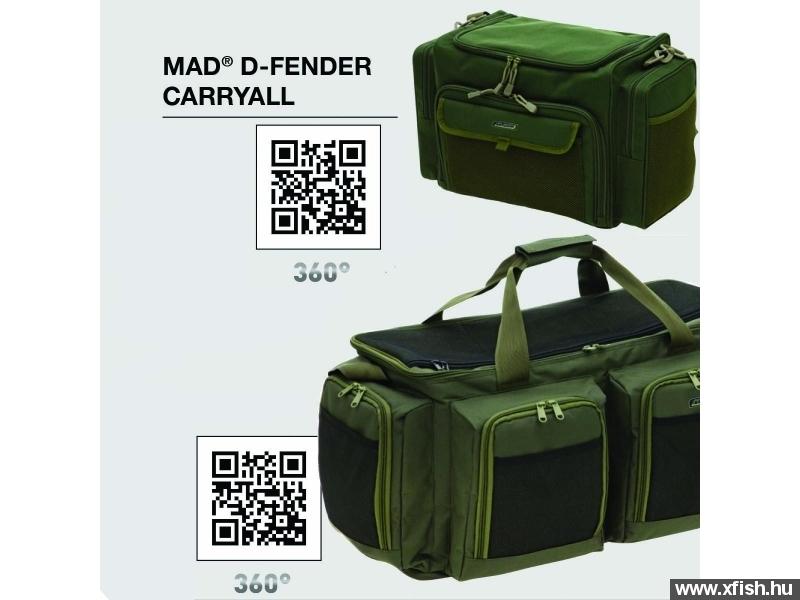 f210d00b40e1 Dam Mad D-Fender Carryall Szerelékes Táska L   Táska-Botzsák