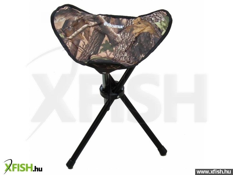 horgász szék háromlábú