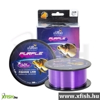 Carp Expert Uv Purple Monofil Zsinór 0,25 1000M 8,9 Purple