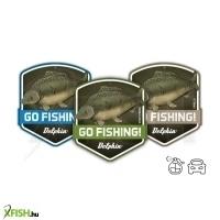 Delphin Autó illatosító GO FISHING! Carp Vanilia ee2cfb35e1