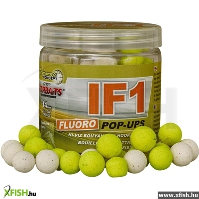 Starbaits Concept If1 Fluo Pop Up 20 Mm