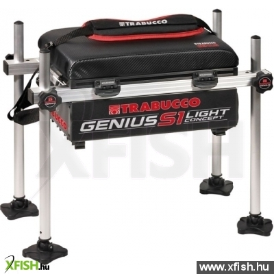Trabucco GENIUS BOX S1 LIGHT, versenyláda