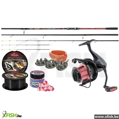 Carp Expert Pro Power Feeder Szett 3,60M