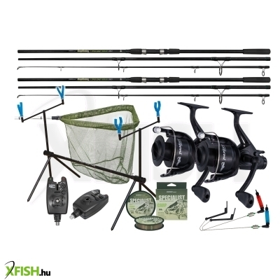 Carp Hunter Long Cast Bojlis Horgászbot Szett 3,60M