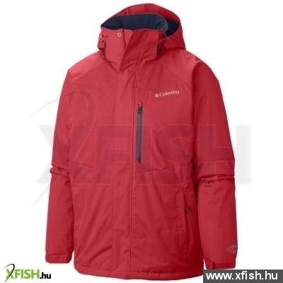 ae96a57dd082 20 % Columbia 1562151 Alpine Action Jacket XXL 692 - Bright Red Férfi -  Kabátok - síkabát,