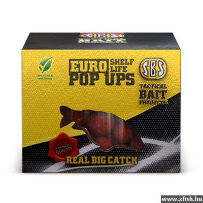 Sbs Euro Shelf Life Pop Ups Frankfurter Sausage 40Gr 16, 18, 20 Mm