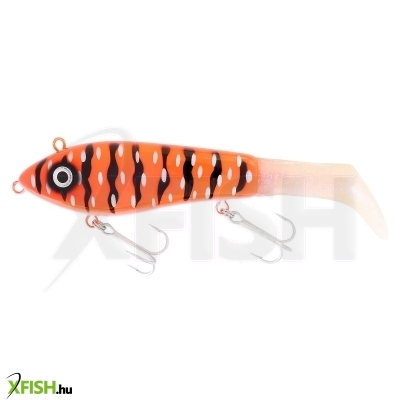 Abu Garcia Svartzonker McHybrid Small 155mm 68g Hot Pearl/Orange 1 0.5 - 1.5m