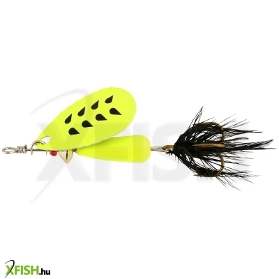 Abu Garcia Droppen Fluo 46mm 8g Chartreuse/Chartreuse 1 0.5m-2.5m