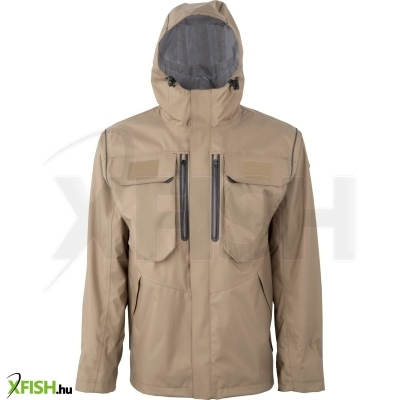 Hodgman Aesis™ Shell Jacket Mens M Bronze/Black Polyester Jackets Shell