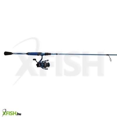 Abu Garcia Revo X Spinning Combo 8 Light 2.10m 2 Spinning Blue Right/Left 6.2:1 Fast 30 Not Pre-Spooled 89cm Carbon 11lb | 5.2kg Aluminum No Spare Spool Front Drag 165/0.25 150/0.28 130/0.30 165/0.17 Carbon WINN/EVA Yes 6 5-15g St