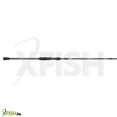 Abu Garcia Iaconelli Spinning Rod Medium Heavy 2.18m 1 Fast Split Powerlux 300 EVA Yes 12 10-32g V-Mark Stainless Steel Zirconium EVA + RUBBER RING Fuji® 144.00