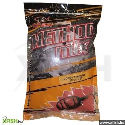 TOP MIX Fűszeres hús method mix feeder etetőanyag 850 gr