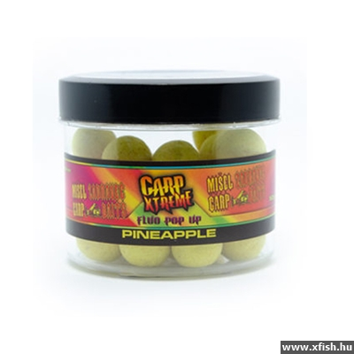 Zm Carp Extreme Pop-Up 16Mm Pineapple Yellow