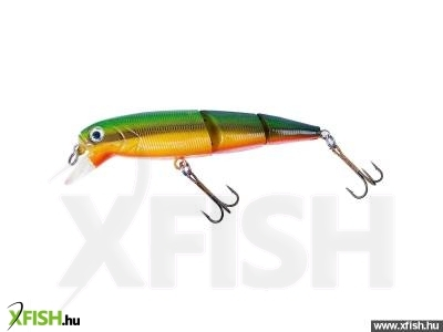 Fladen Eco Double Jointed 10.5Cm Green/Orange
